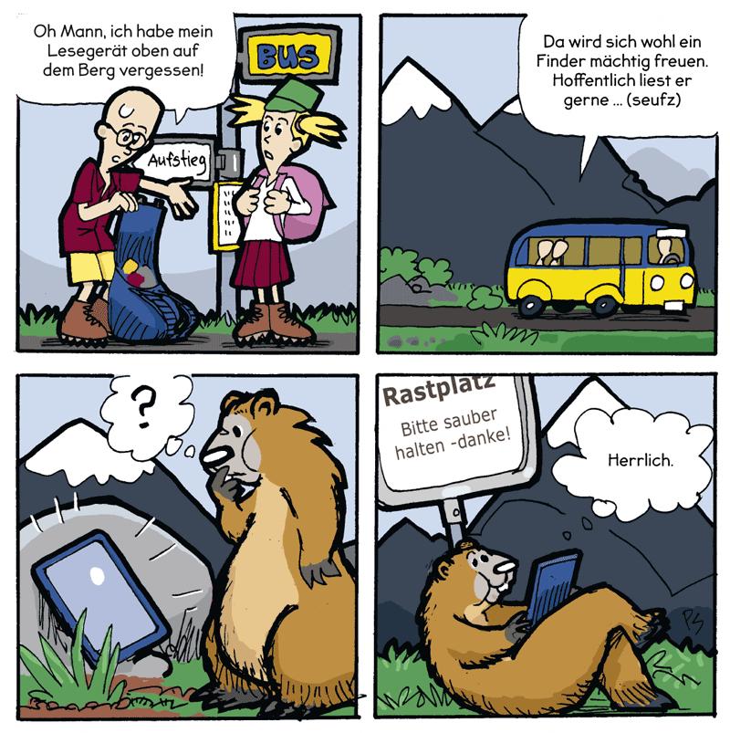 Comic von News